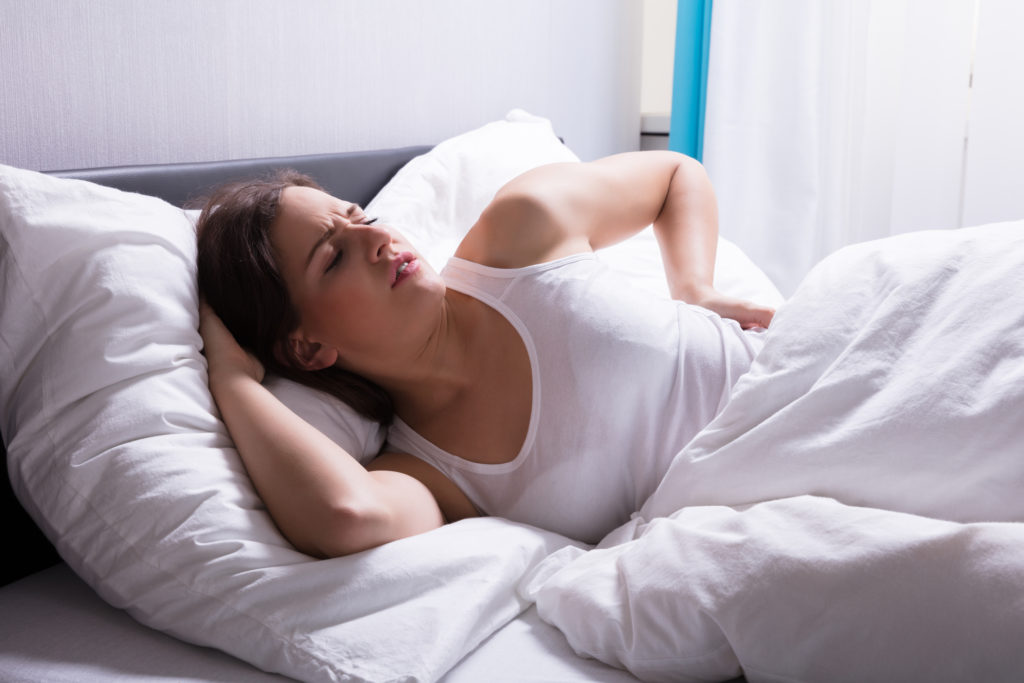 Sleep Position and Back Pain - Dr. Shane Silver Chiropractor
